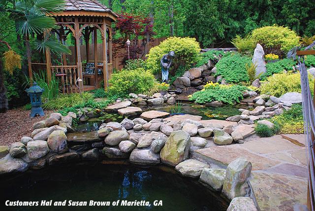 splendor koi and pond | pond design UGUHPHK