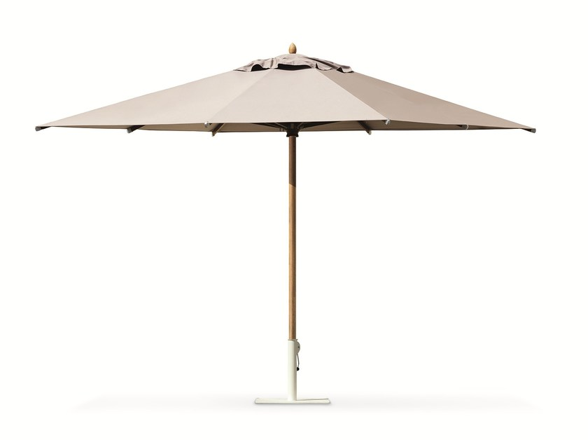 square acrylic garden umbrella classic | square garden umbrella by ethimo JEWHNYN