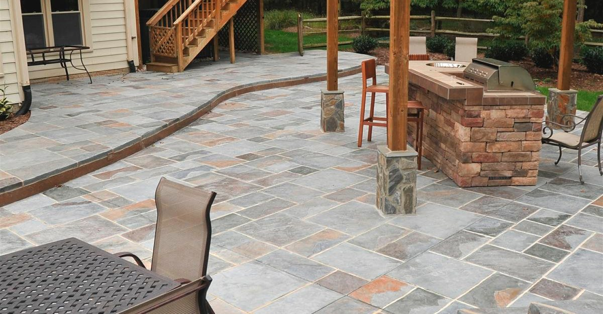 stamped concrete GRFTASH