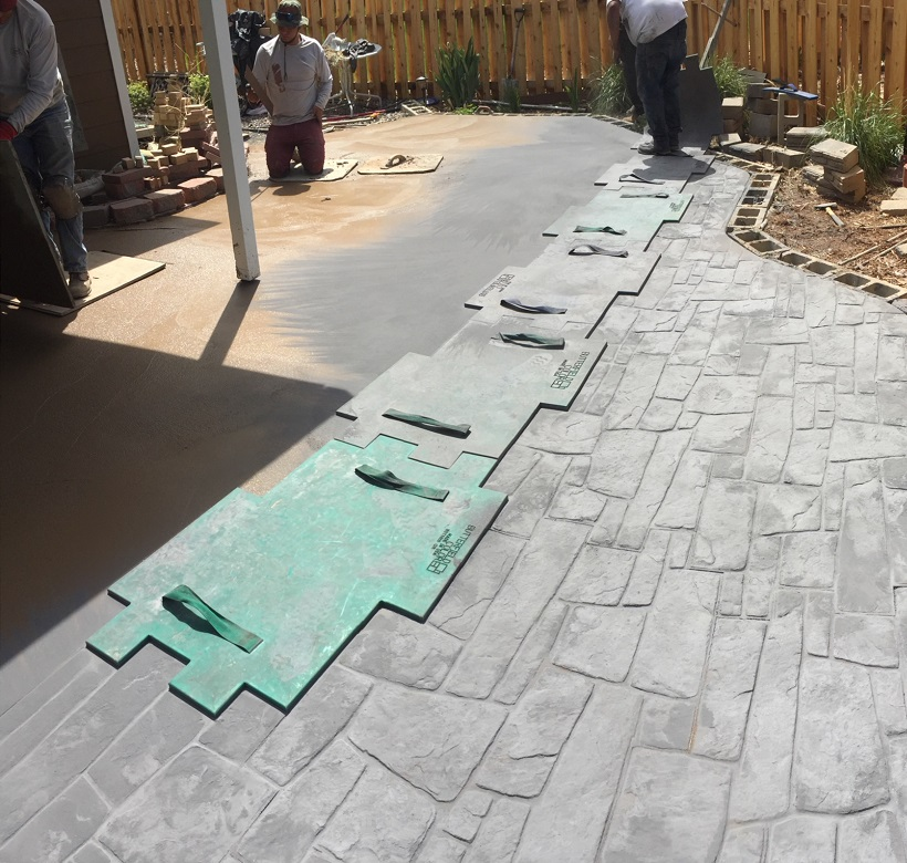 stamped concrete in san antonio tx HOLUMCH