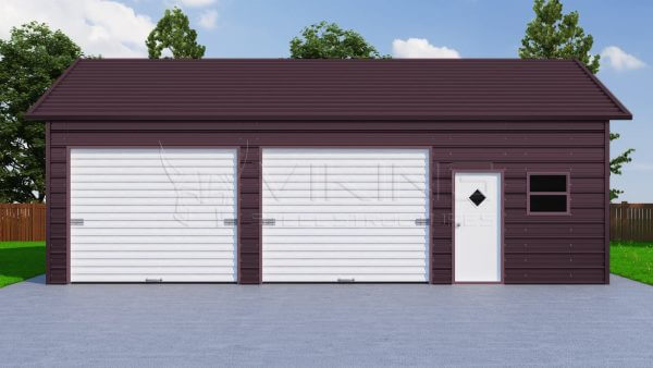 steel garages 24x36 side entry steel garage MPJLUOU