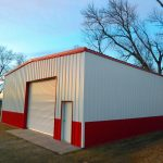 Vital tips of putting up steel garages