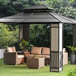 The importance of using a steel gazebo