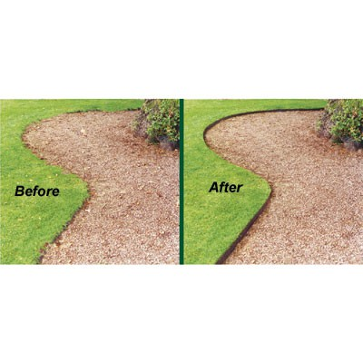 steel lawn edging (5 h. x 39 3/8 DZTJCWK