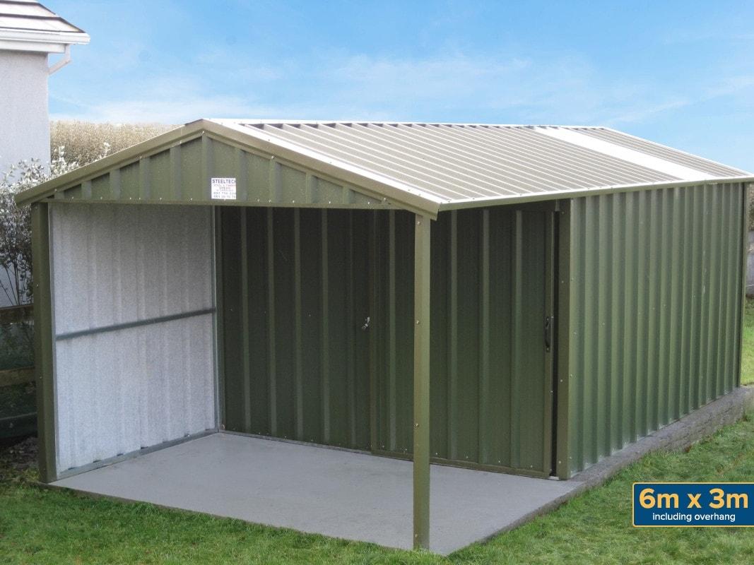 steel sheds, insulated steel sheds, steel garden sheds, sheds EEKURVX