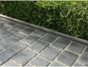 stonemarket ampliar roundtop driveway edging WNDANSL