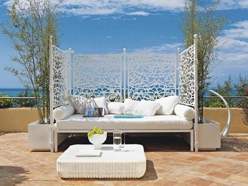 stylish outdoor canopy bed with beautiful outdoor beds inmyinterior QRGWWMR