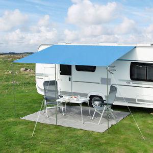 sun canopy image is loading frankana-playa-universal-caravan-motorhome-sun-canopy -awning- IIKSAFH