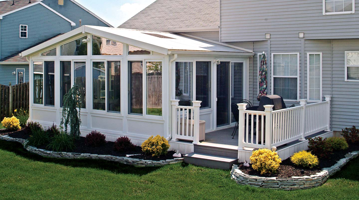 sun room our sunrooms . patio enclosures custom manufactures every sunroom ... HGYBULF