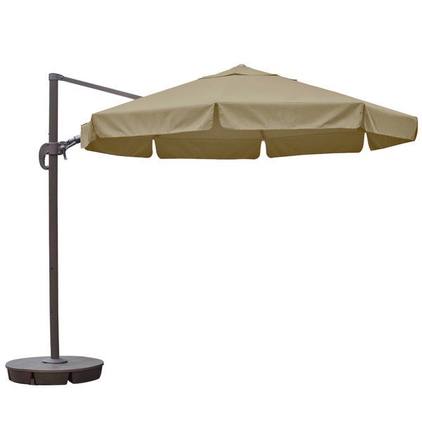sunbrella patio umbrellas youu0027ll love | wayfair KHAEGXD