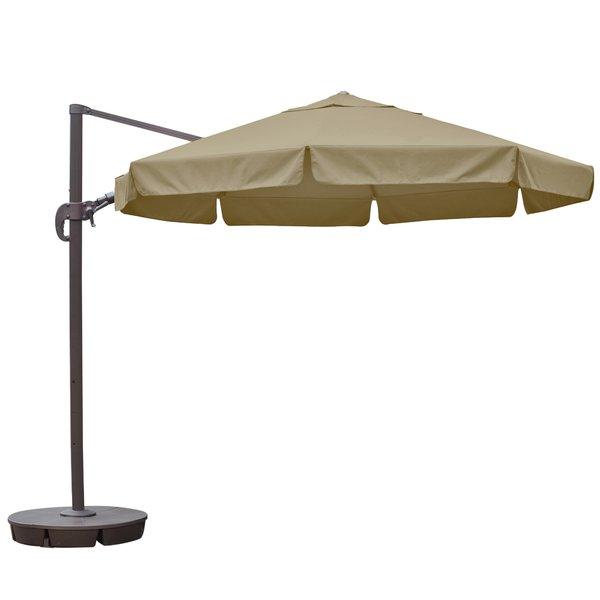 sunbrella patio umbrellas youu0027ll love   wayfair KHAEGXD