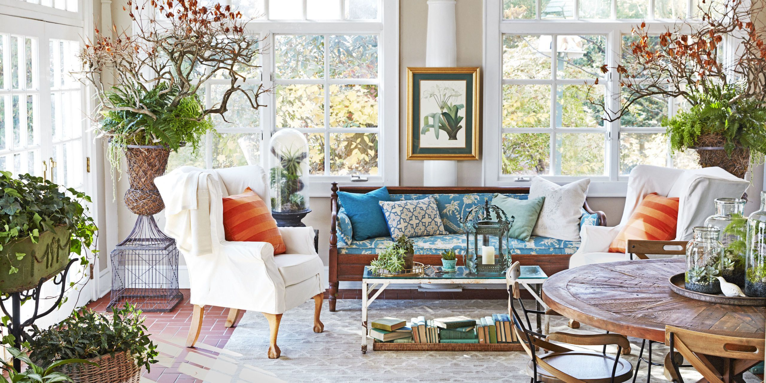 sunroom furniture deborah herbertson connecticut cottage sunroom LEPZCKN