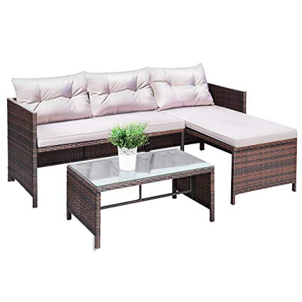Outdoor Rattan Furniture for Durability