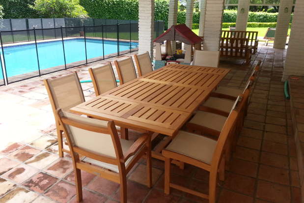 teak furniture teak outdoor furniture lasts a lifetime SOUPAVD