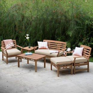 teak patio furniture teak patio chair with cushions (set of 2) HNDASDD