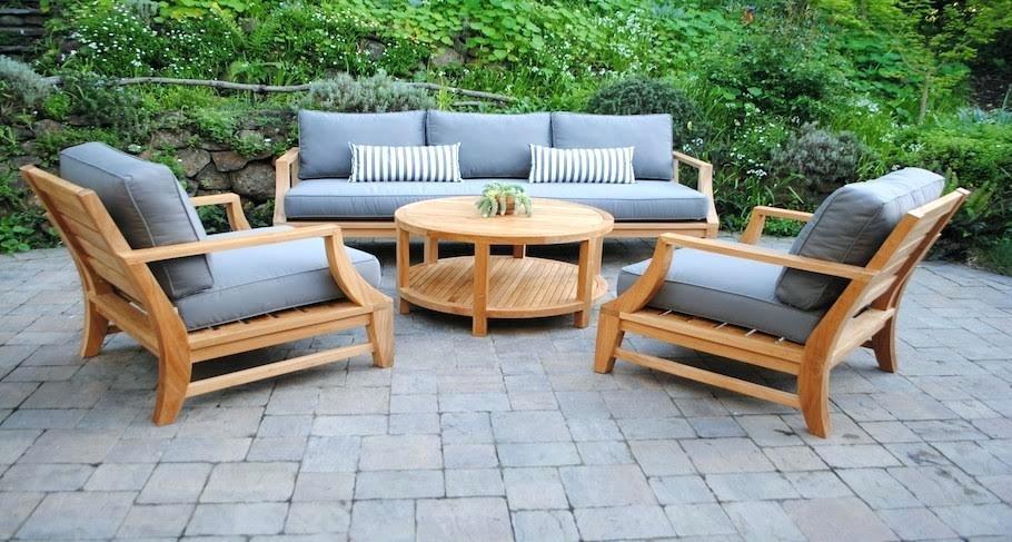 teak patio furniture toronto - 25 images NVIUUDZ