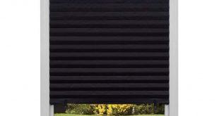 temporary blinds amazon.com: original blackout pleated paper shade