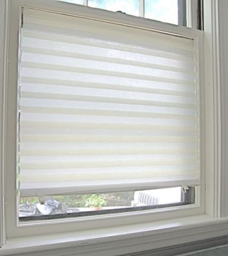 temporary blinds pack of 6 x white blinds in a box by temposhade - JODRYJD