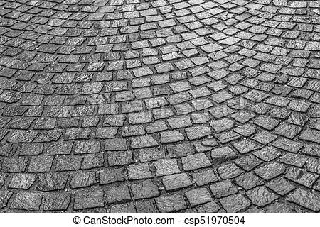 texture of the paving stone pavers. - csp51970504 RAABGME