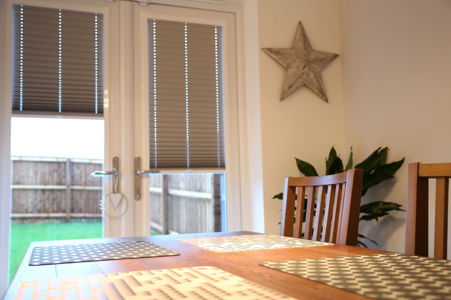 the best blinds for patio doors this winter