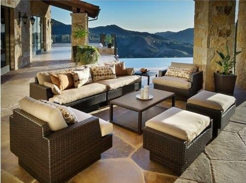 the st tropez collection - luxury garden furniture HFOOJCX