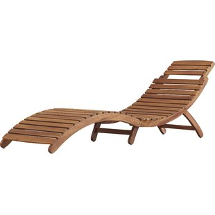tifany wood outdoor chaise lounge TDYIZEP