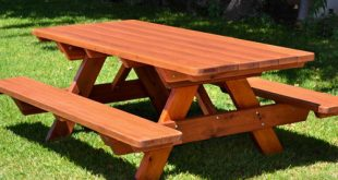 timber outdoor furniture outdoor garden furniture picnic tables in dressed and oiled timber made RWOTTZY