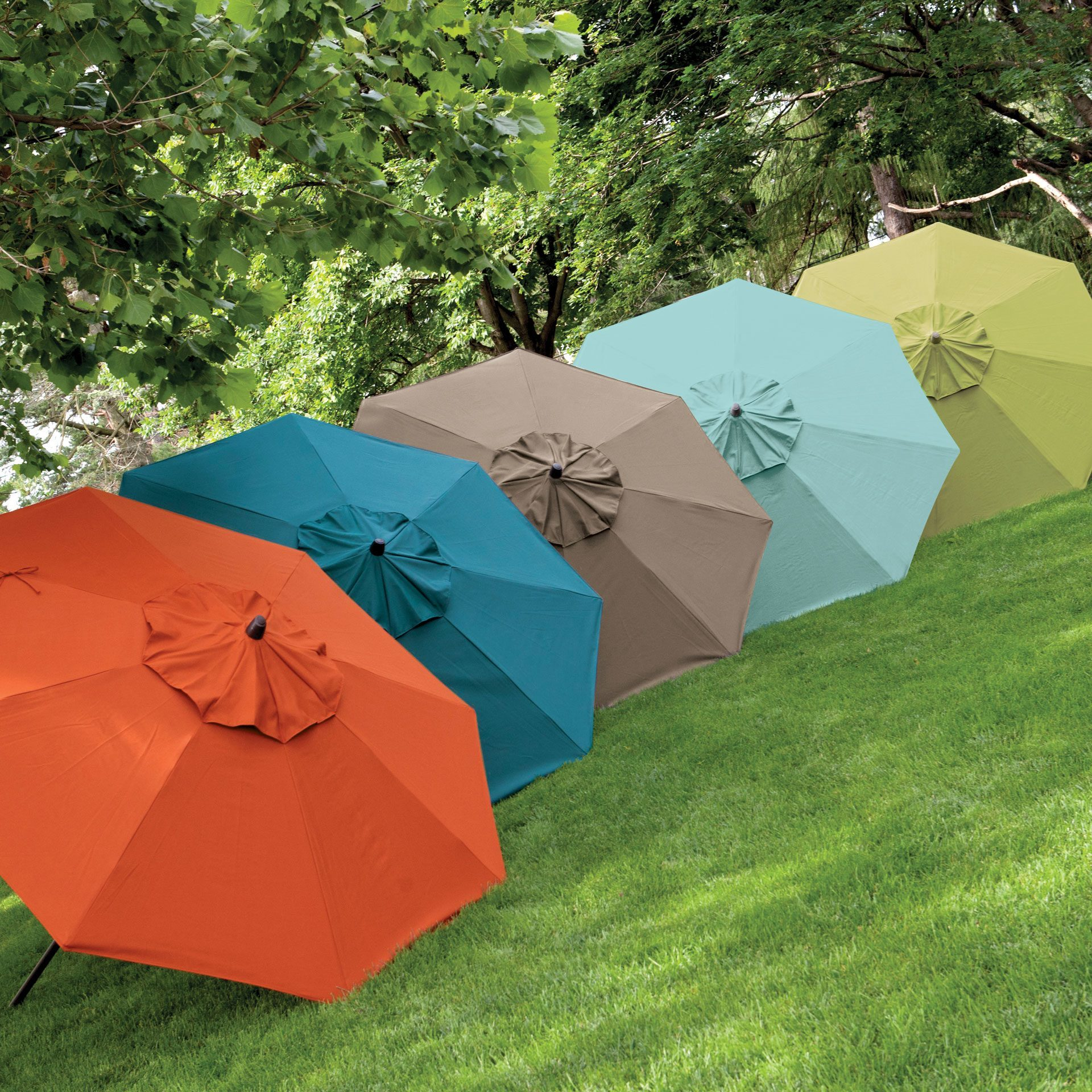 treasure garden umbrellas OFUEHLG