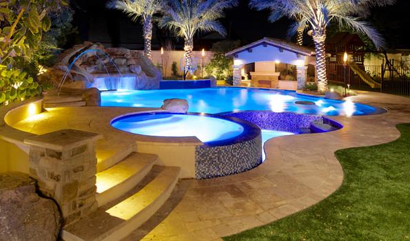unique swimming pool design XTRONKM