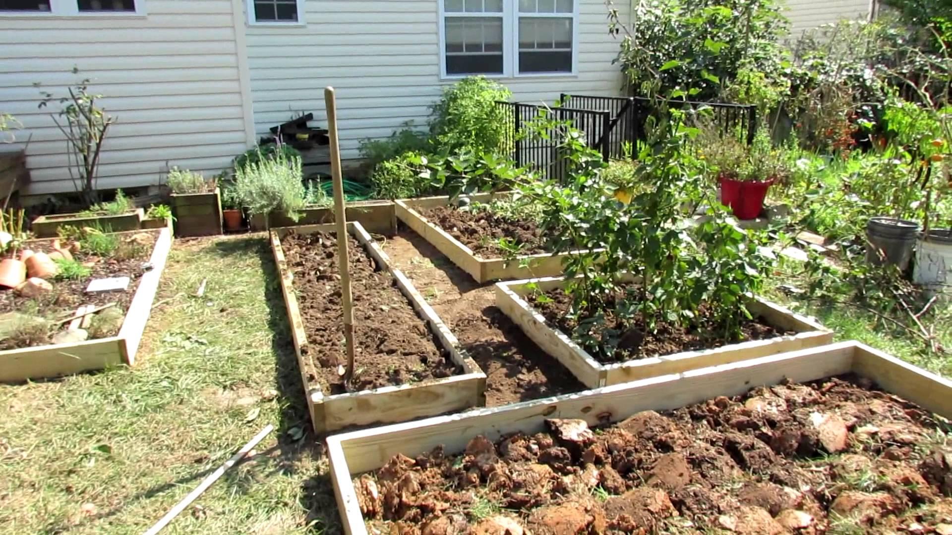 vegetable garden design designing a raised bed vegetable