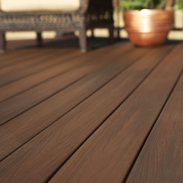 A New Alternative for Veranda Decking