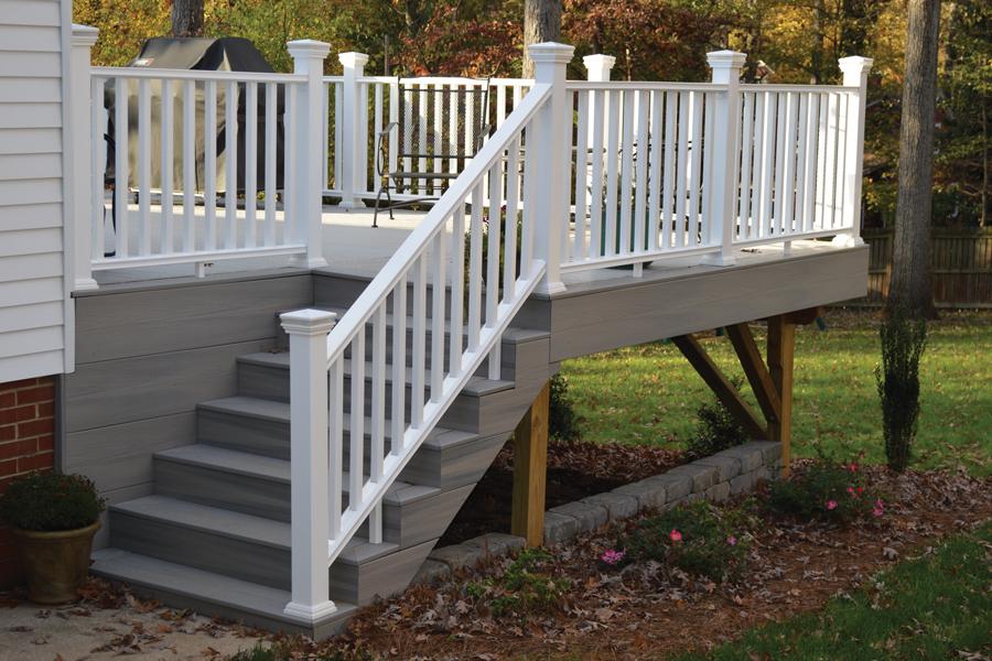 veranda decking inspiration - veranda deck IETKGYU