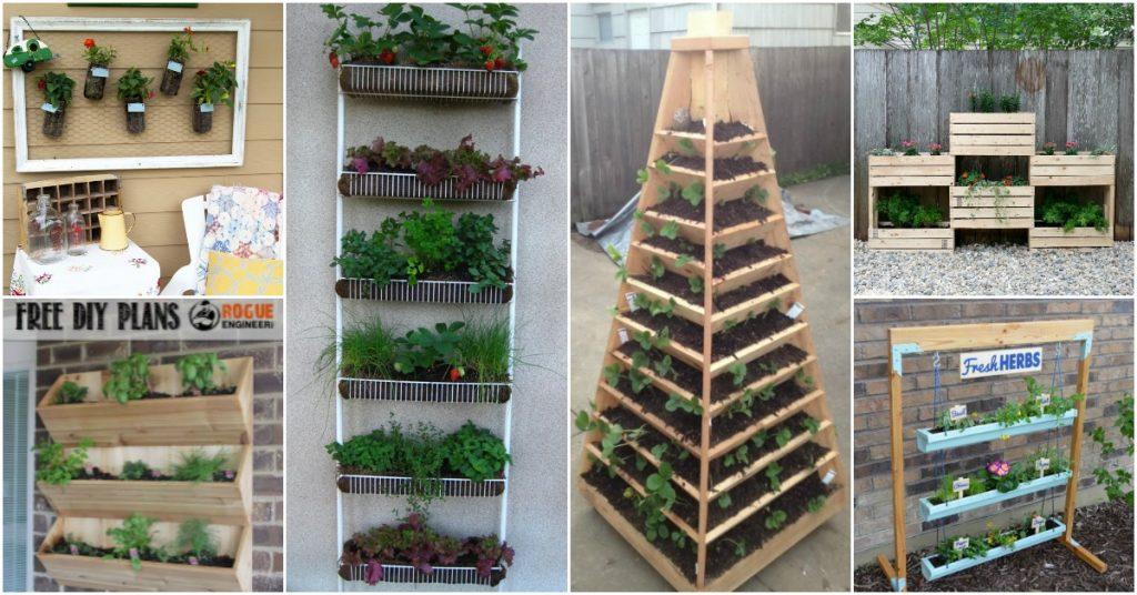 vertical garden ideas 20 diy vertical gardens