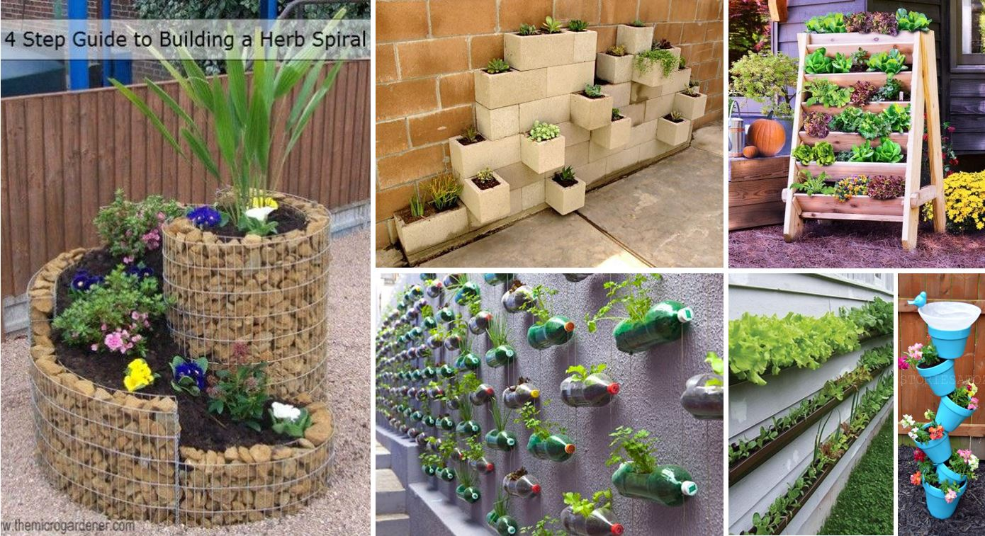 vertical garden ideas 25+ creative diy vertical gardens for your home ZBQNCYJ
