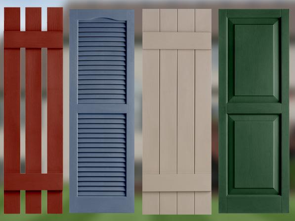 vinyl shutters shutters CFDCTXV