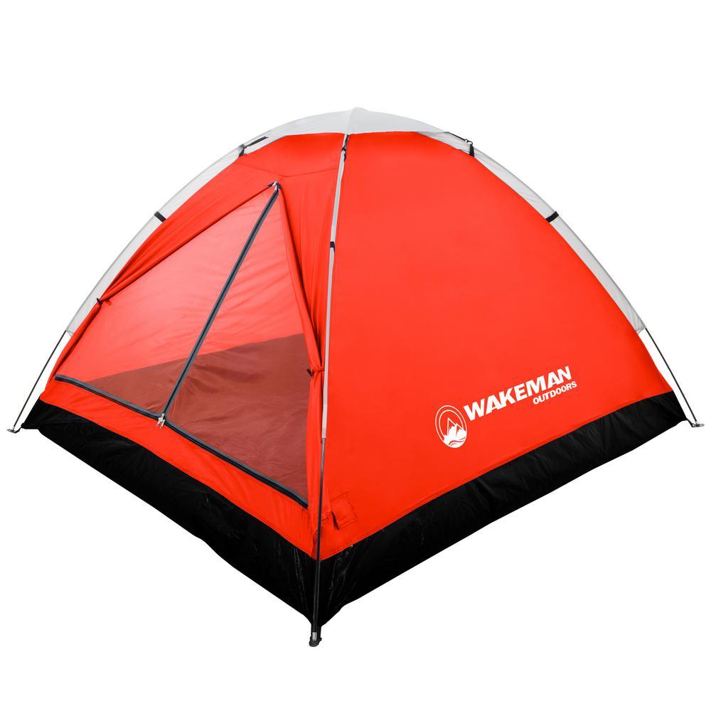 wakeman 2-person dome tent ZSRNRFP