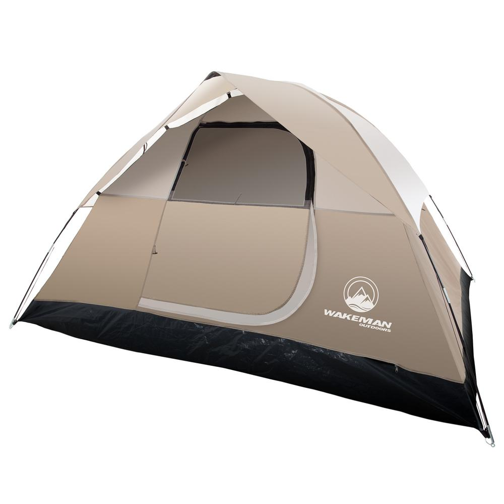 wakeman 4-person dome tent BTSWSDA