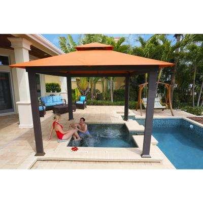 waterproof gazebo paragon-outdoor 10 ft. x 10 ft.