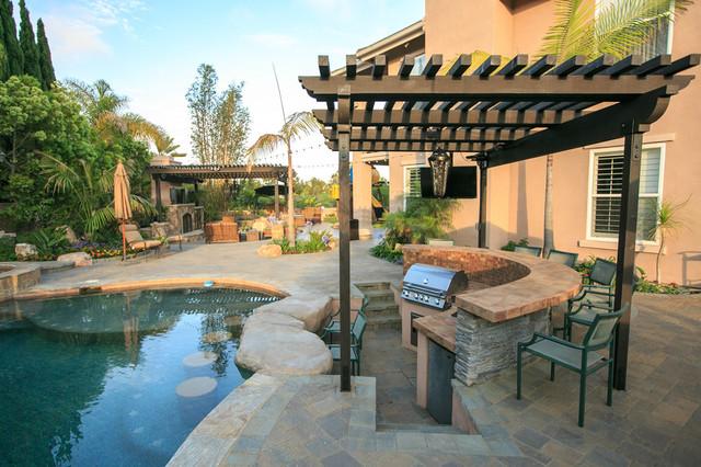 western outdoor designs, bbq island, outdoor kitchens u0026 dinning patio LIUNFCZ