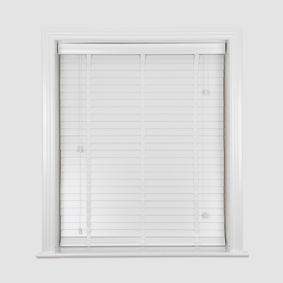 white blinds designer pure white with tapes wooden venetian blind SURQMID