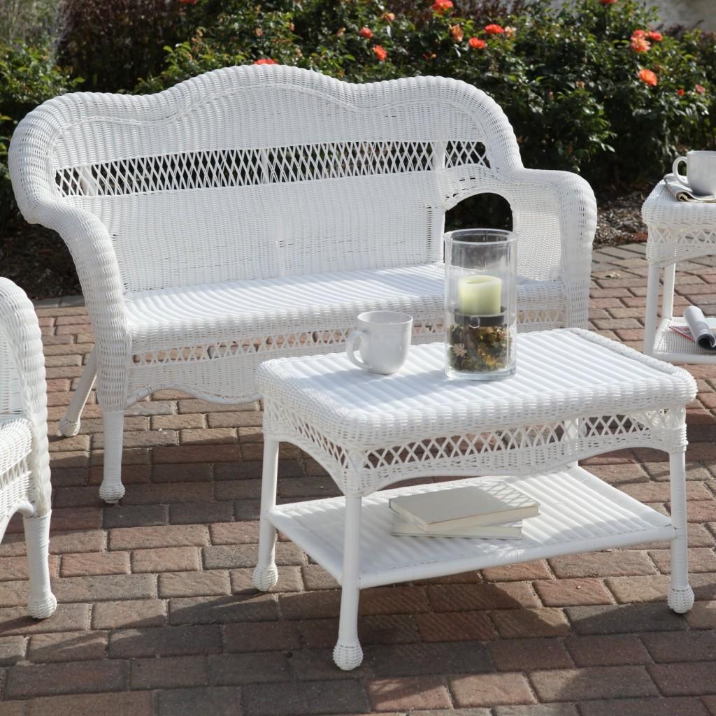 white patio furniture single rattan chairs small rattan sofa white plastic wicker patio furniture NDNBFTV