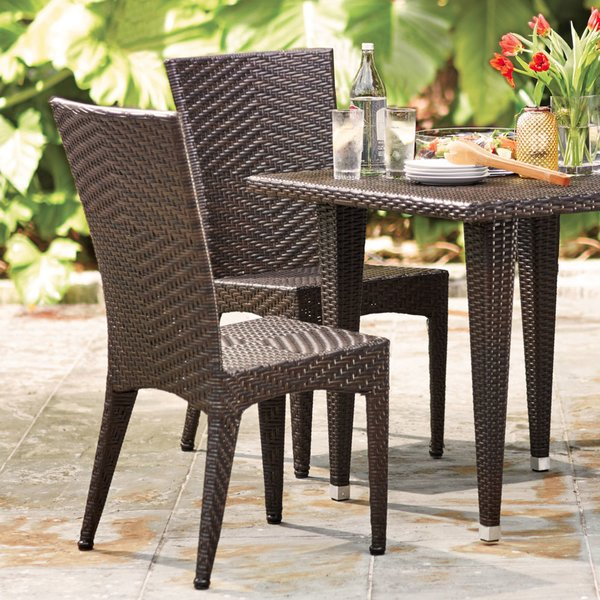 wicker furniture wicker patio furniture youu0027ll love | wayfair FAIUQTH