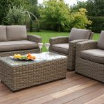 Make your Garden Comfortable with wicker garden furniture