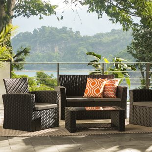 wicker patio set save CZBTBZD