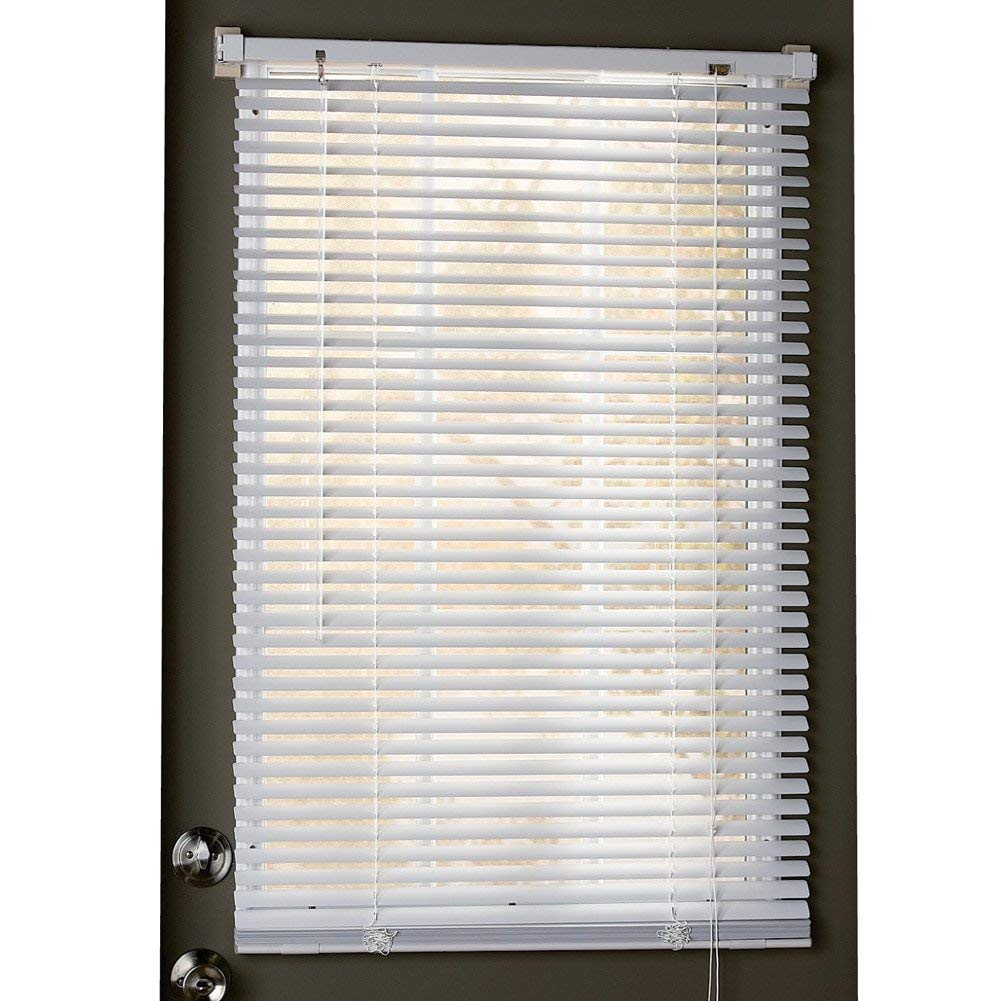 window blinds amazon.com: collections etc easy install magnetic