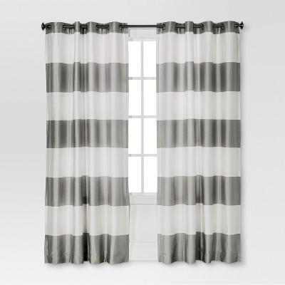window drapes curtains u0026 drapes : target EEZBZMI