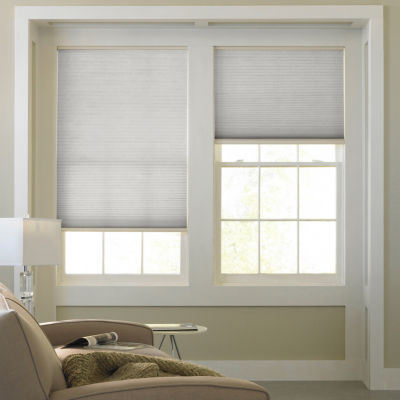 window shade jcpenney home™ light-filtering cordless cellular shade UCBKCAT