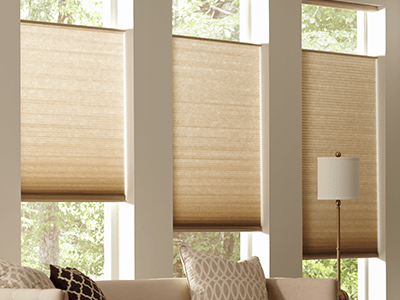 window treatment cellular shades EMGCNTS