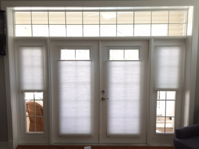 window treatments for french doors and skylights YRHXDVK