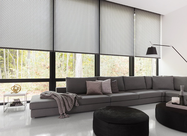 window treatments ideas roller shades XQLEUEP